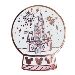 Jewelry - COMING SOON! Disney Snow Globe Magic Castle Pin